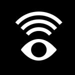 symbolen för synförmåga som används för att uppmärksamma syntolkning